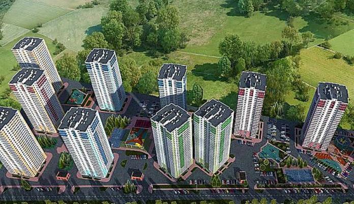 Миниатюра для: Одну из строительных компаний группы «ПТК-30» признали банкротом