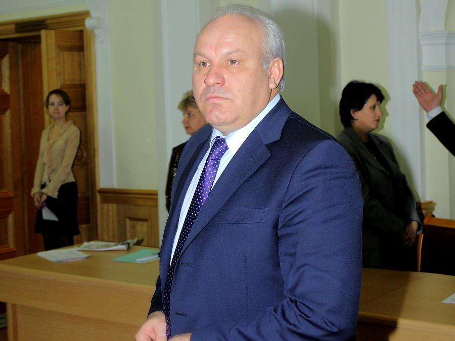 Бывший глава Хакасии Виктор Зимин будет работать в Москве