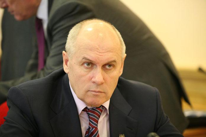 Миниатюра для: У Союза строителей Томской области новый президент