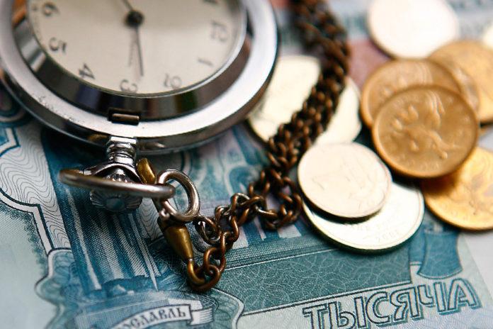8 место в СФО по уровню зарплаты