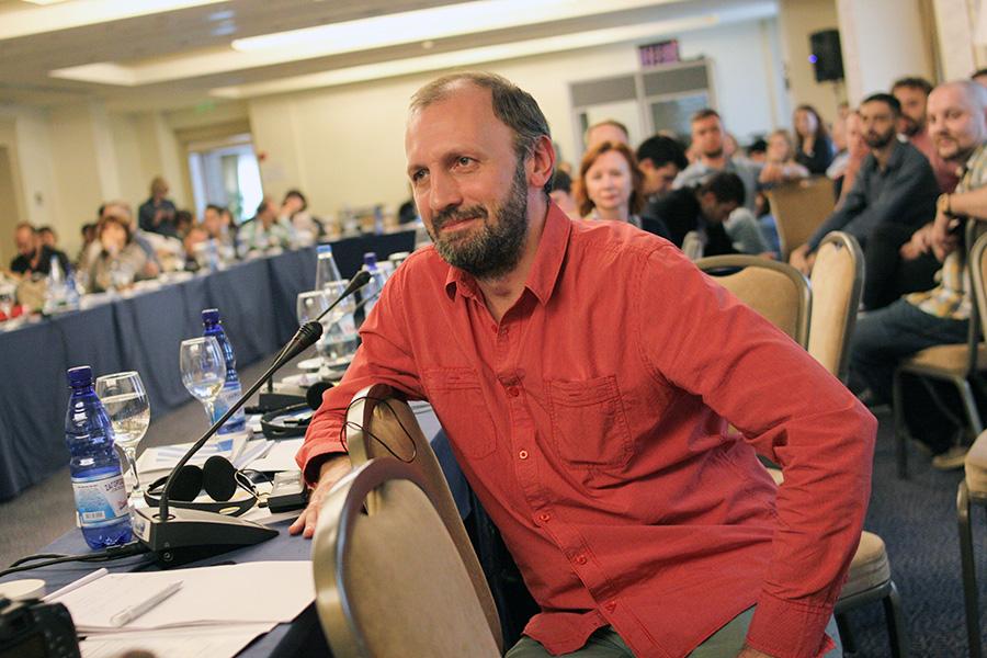Александр Шмелёв, политолог