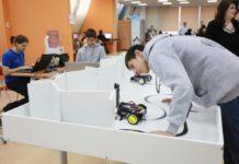 Областной конкурс по информатике и программированию прошёл при поддержке Сбербанка