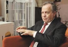 Владимир Никонов — о комсомоле, технопарках и образовании