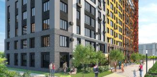 Сбербанк и «Группа Мета» вложились в строительство жилого дома на берегу Оби