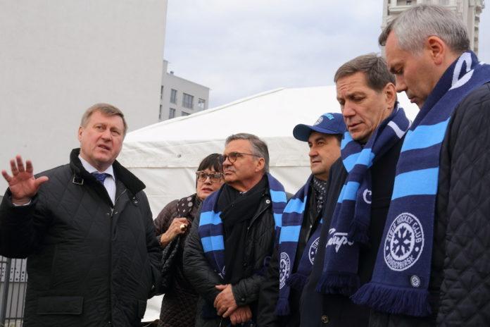 Миниатюра для: В Новосибирске создан специальный комитет по подготовке к молодёжному чемпионату мира