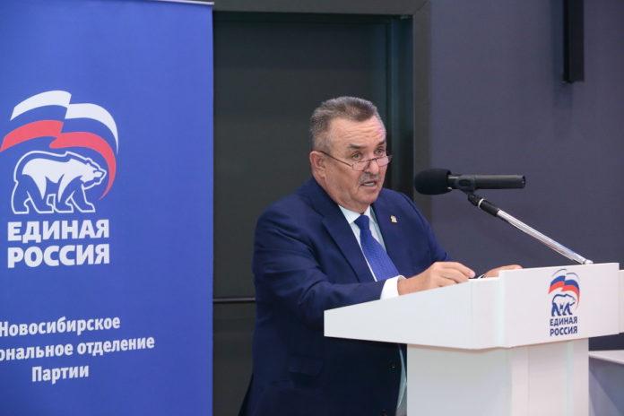 Ильенко высказался за увеличение полномочий президиумов политсоветов отделений «Единой России»