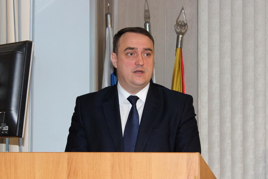 Главным федеральным инспектором по Республике Алтай стал Дмитрий Колозин