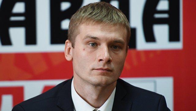 Валентин Коновалов вступит в должность 15 ноября