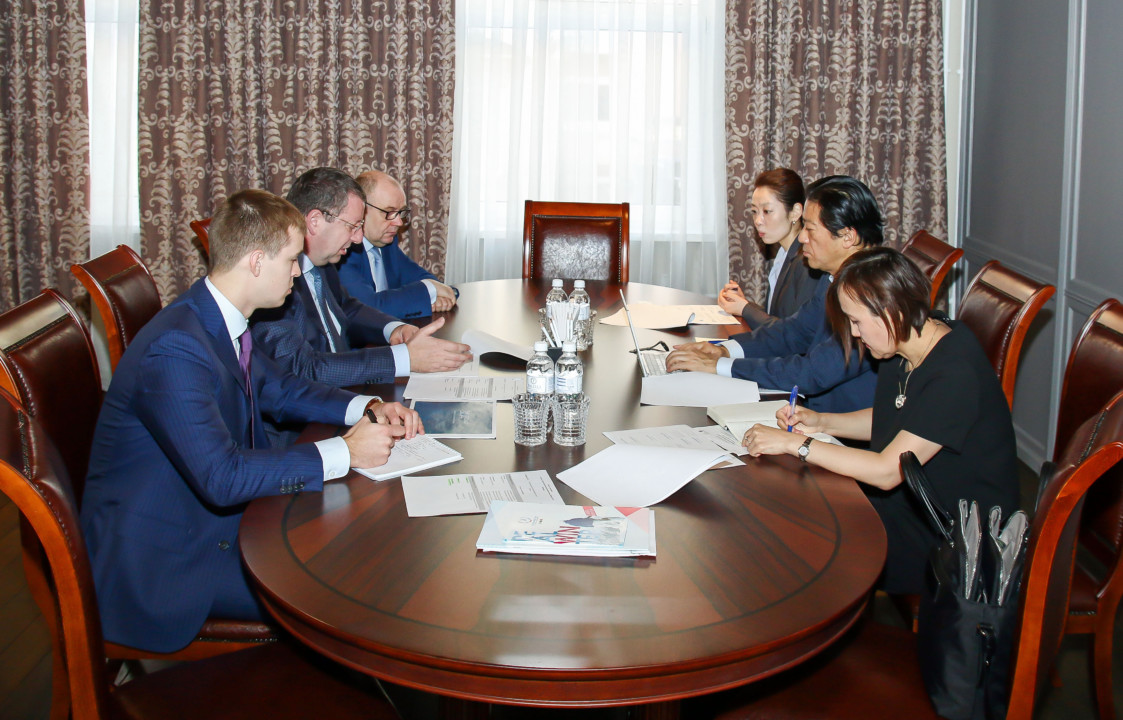 Япония хочет укрепить торговые отношения с Красноярским краем