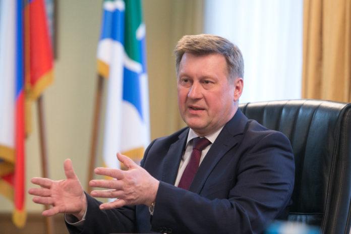 Анатолий Локоть указал главе Октябрьского района на недочеты в работе