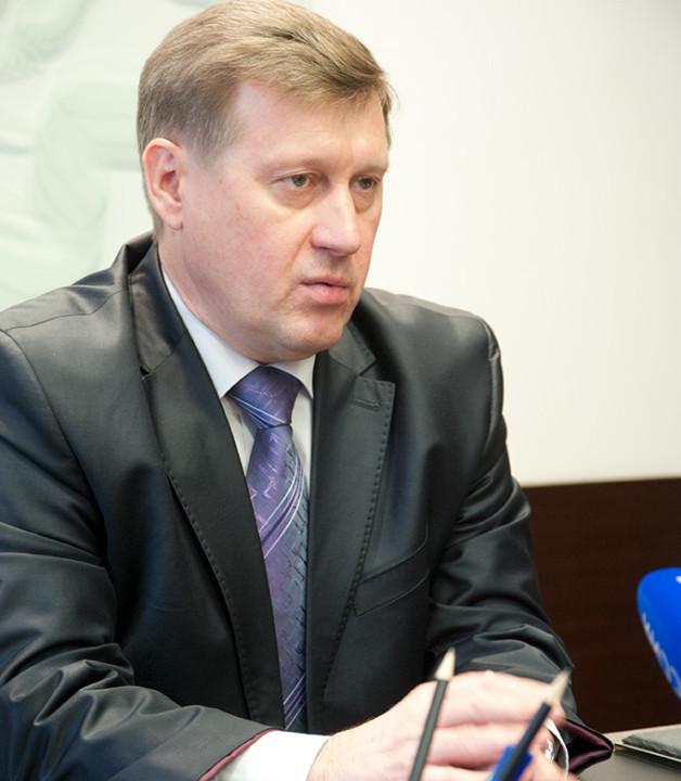 Анатолий Локоть отчитался об уборке снега в Новосибирске
