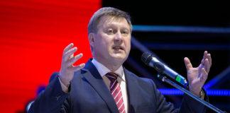 Анатолий Локоть: «Таким мощным мегаполисам как Новосибирск нужно развязать руки»