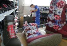 Первым резидентом ТОСЭР «Линево» стала одна из компаний «Обуви России»