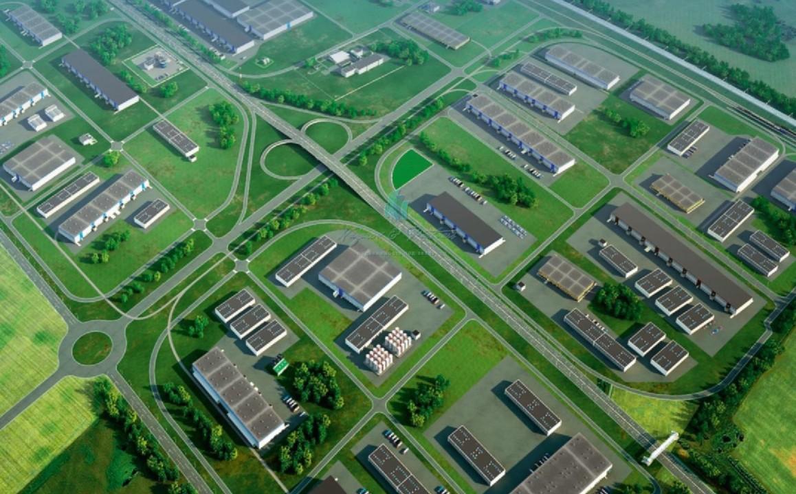 «РоссПак» вложила 500 млн. рублей в строительство комплекса на территории ПЛП