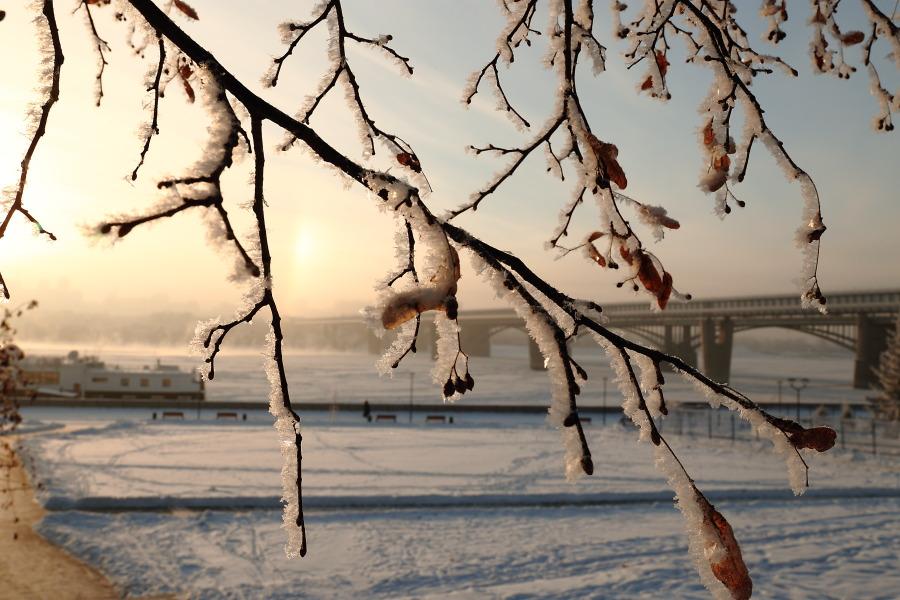 В Новосибирске резко испортится погода