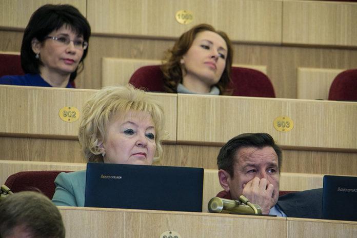 Конкурсная комиссия одобрила двух претенденток на пост уполномоченного по правам человека