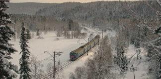 Электричку «Шерегеш-Экспресс» запустили в Кемеровской области