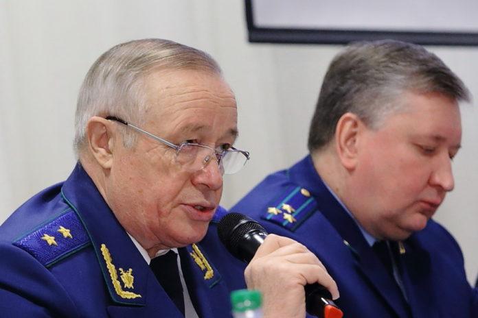 В прокуратуре Новосибирской области рассказали о состоянии уголовного дела в отношении Василия Борматова