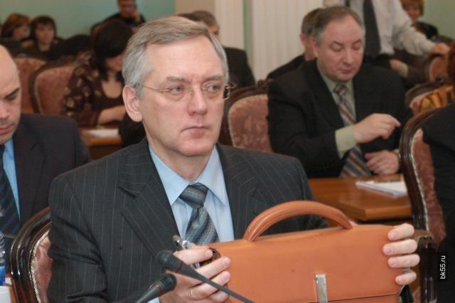 Заместитель министра здравоохранения Омской области уходит в отставку