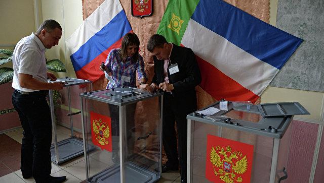 Некоторые избирательные участки в Хакасии начнут работу с 6 утра