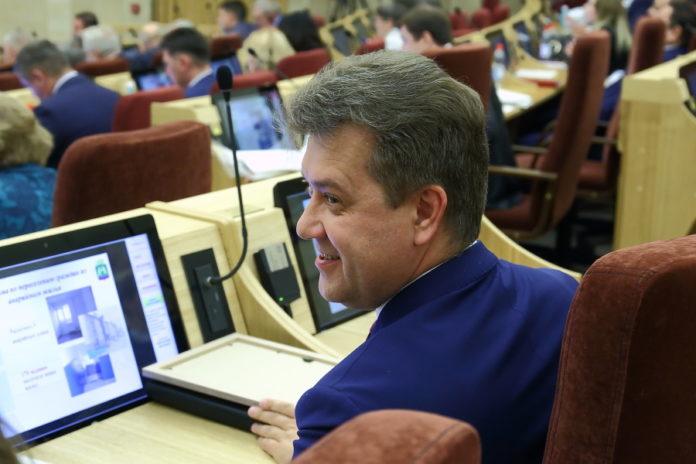 Миниатюра для: Бюджет Новосибирской области принят в первом чтении