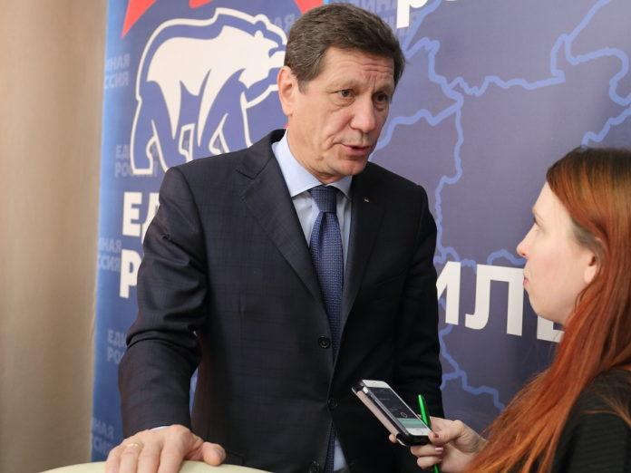 Александр Жуков: «В Новосибирскую область в 2019 направят 26,7 млрд. рублей межбюджетных трансфертов»
