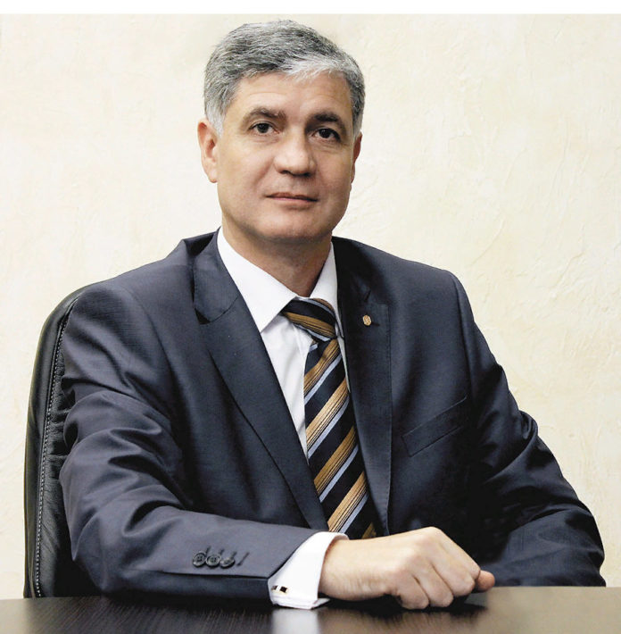 Председатель правления банка Акцепт КОНСТАНТИН ВАСИЛЬЕВ