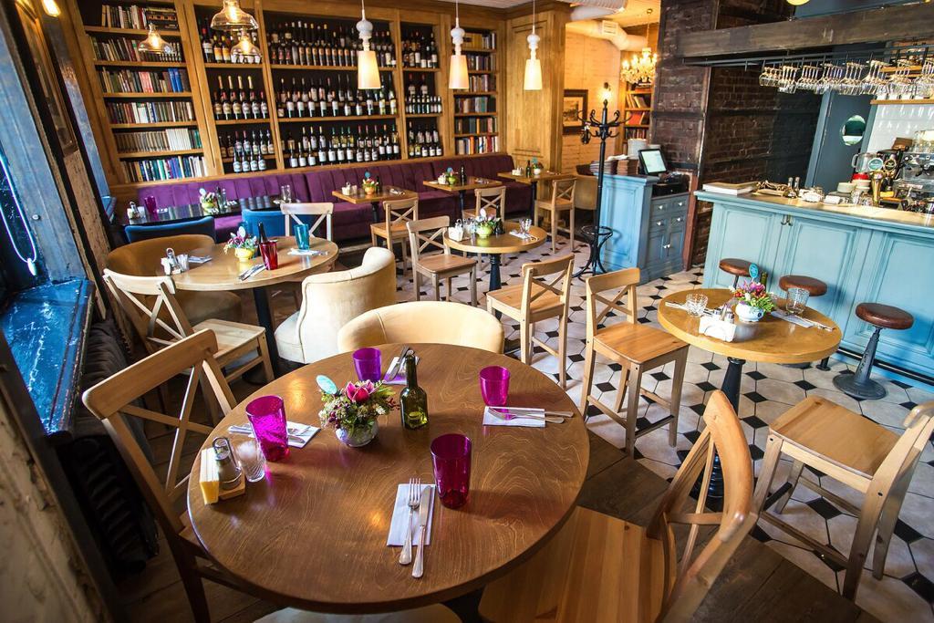 Встреча 2019: предложения ресторанов и баров Новосибирска в новогоднюю ночь - Фото