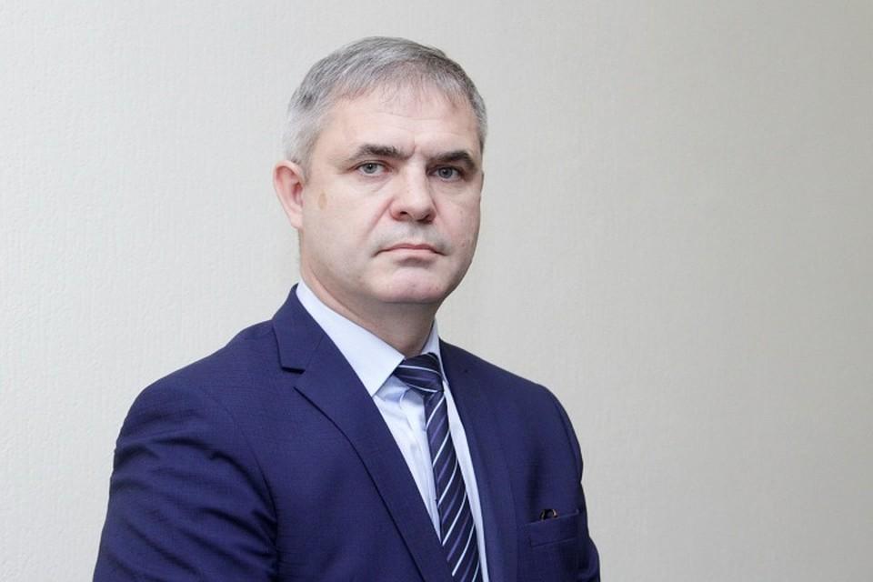 Губернатор Кемеровской области утвердил в должности Андрея Ариткулова