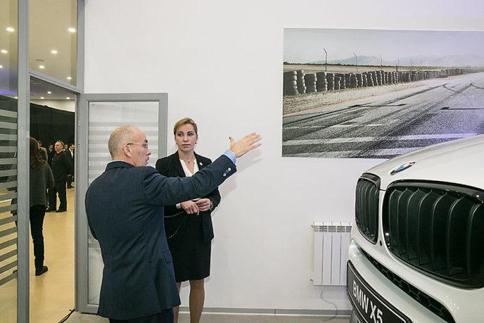 Миниатюра для: Красноярский «Медведь Холдинг» запустит сервисную станцию по обслуживанию автомобилей BMW в Кузбассе