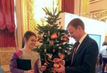 Виктор Томенко исполнит пять новогодних желаний жителей Алтайского края
