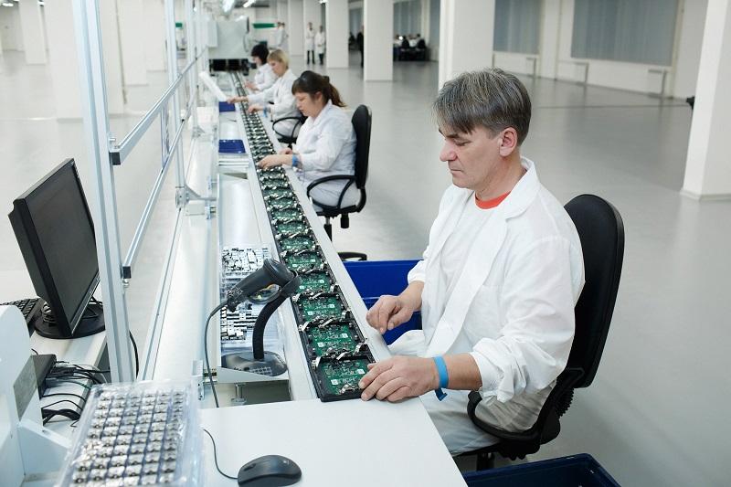При участии ВТБ в Новосибирске построен корпус предприятия «ЭЛТЕКС»