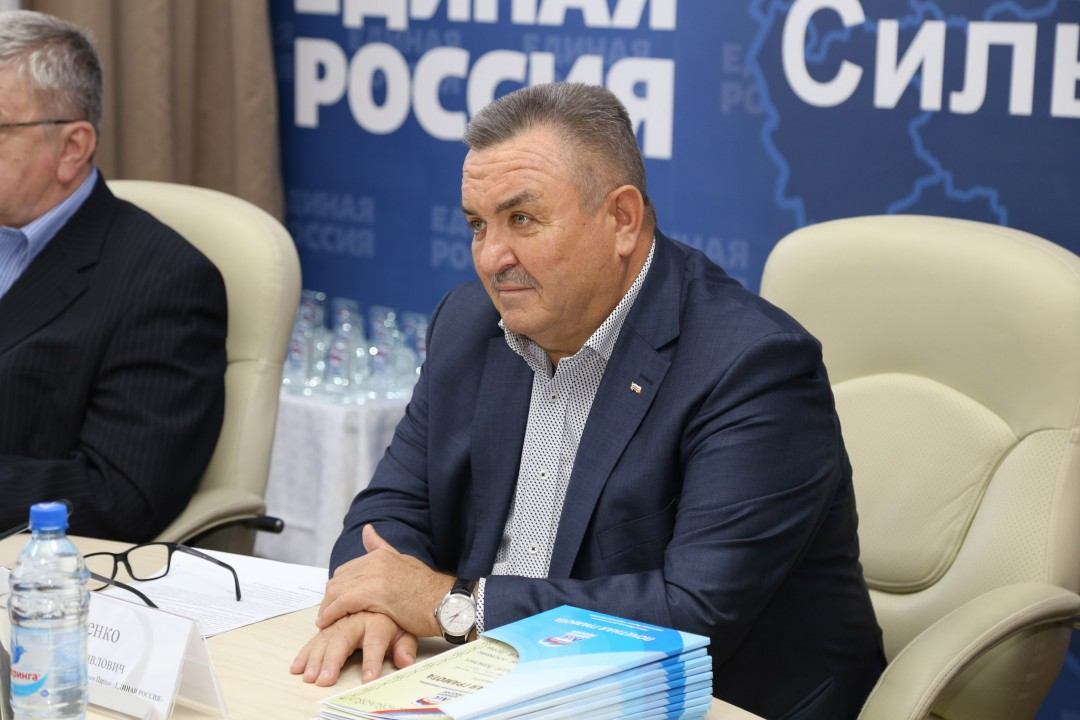 Новосибирское отделение «Единой России» обновит руководящий состав