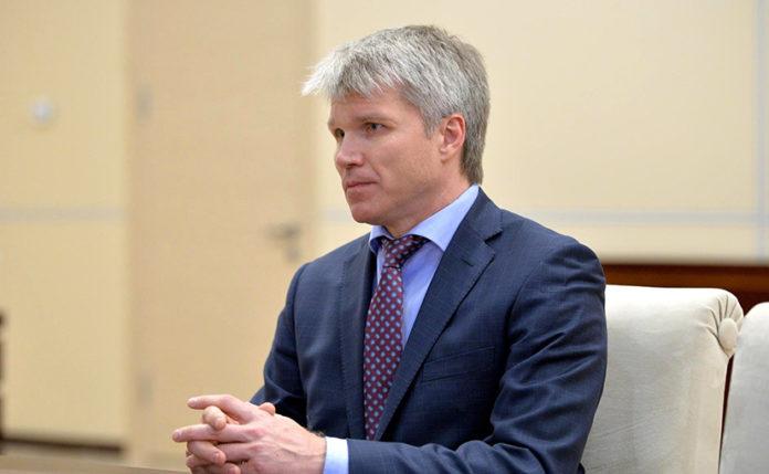 Министр спорта РФ Павел Колобков посетит Новосибирскую область с рабочей поездкой