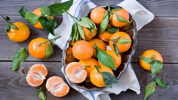 Новосибирская область вошла в пятерку лидеров по продаже мандаринов