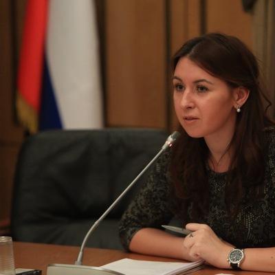 Аппарат губернатора и правительства Омской области возглавила Анна Марухина