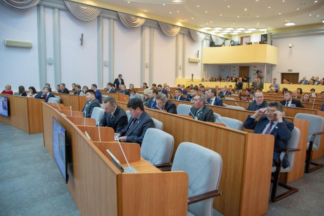 Кандидаты в члены правительства Хакасии согласованы Верховным Советом