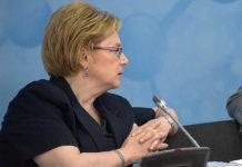 Вероника Скворцова: «Варианты ликвидации НИИТО не рассматривались»