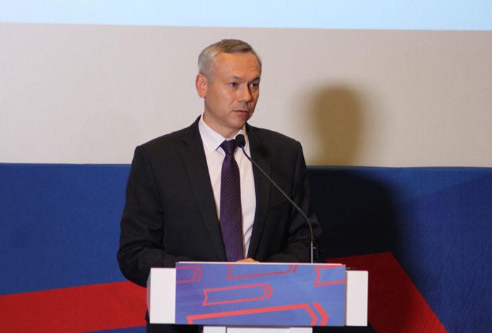 Миниатюра для: Андрей Травников призвал новосибирских «единороссов» готовиться к выборам 2020 года