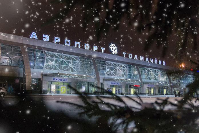 Аэропорт Толмачево с начала года посетило почти 5,5 млн. пассажиров