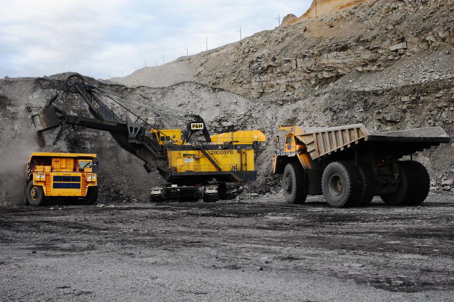 В Кузбассе с начала года добыли более 230 млн. тонн угля