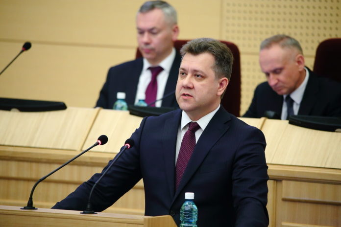 Миниатюра для: Минфин Новосибирской области может получить дополнительные полномочия