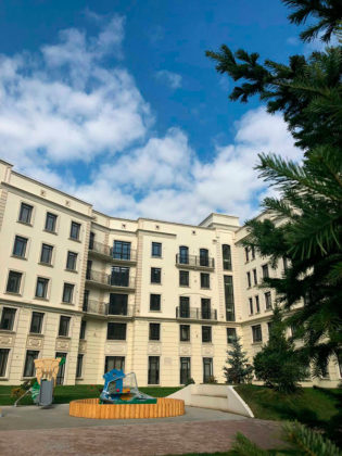 Жилой комплекс «Жуковка»
