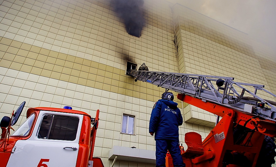 Собственник ТРЦ «Зимняя вишня» заплатит предпринимателю более 100 млн. рублей