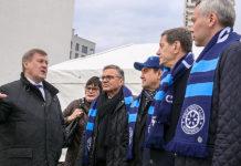 Сергей Ахапов: «По официальным документам, площадкой МЧМ является только Новосибирск»