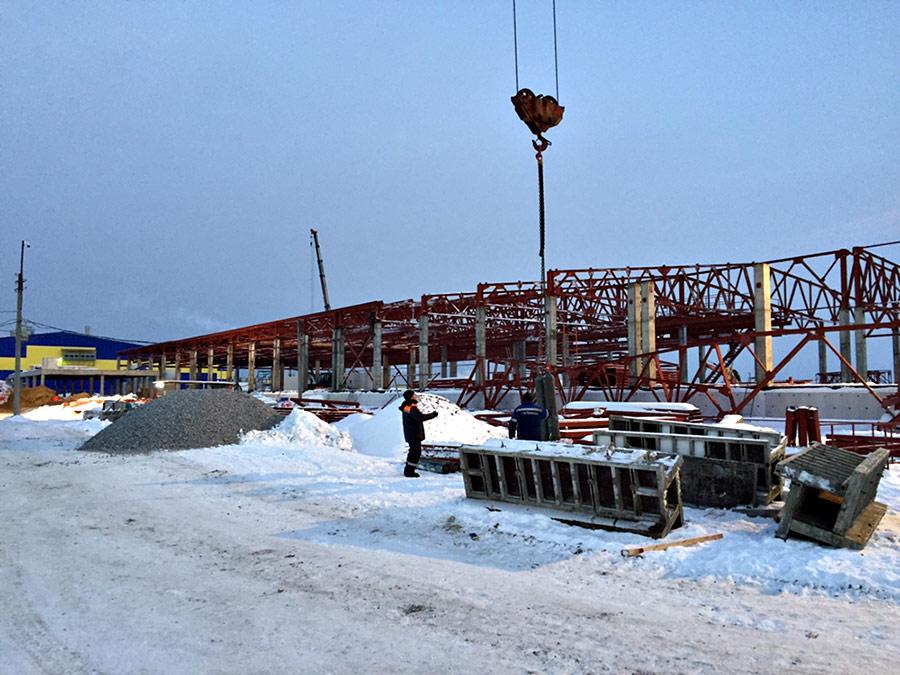 Россельхозбанк направил 3,8 млрд. рублей на развитие свинокомплекса в Новосибирской области