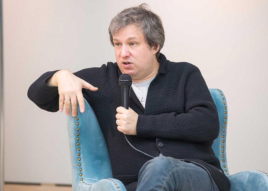 Антон Долин в «Победе»