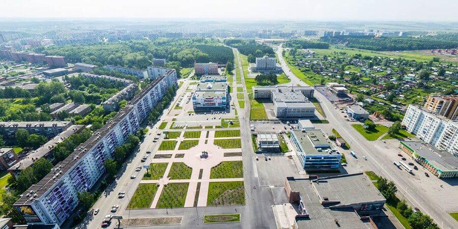 Еще одни город Кемеровской области получил статус ТОСЭР