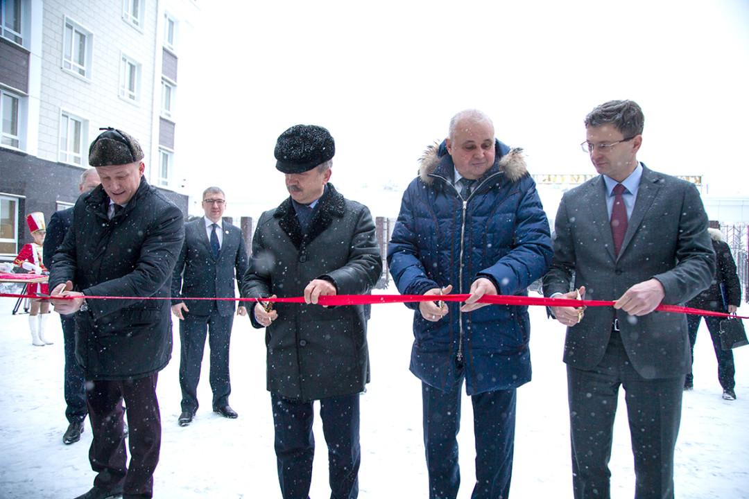 Кассационный суд общей юрисдикции в Кемерове построят в 2020 году