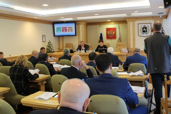 Томские депутаты отменили выборы глав районов и городских округов в области